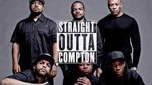 Straight out compton