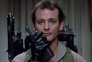 Bill Murray Ghostbusters