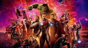 Avengers Infinity 2018