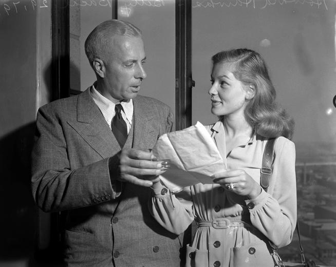 Bacall&Hawks