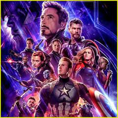 Avengers Endgame 2020